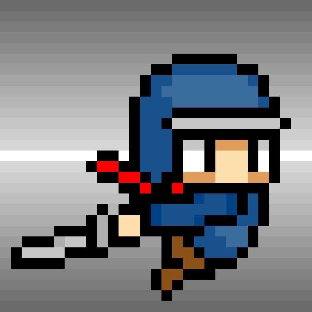 Ninja Striker! - 爽快忍者アクション!