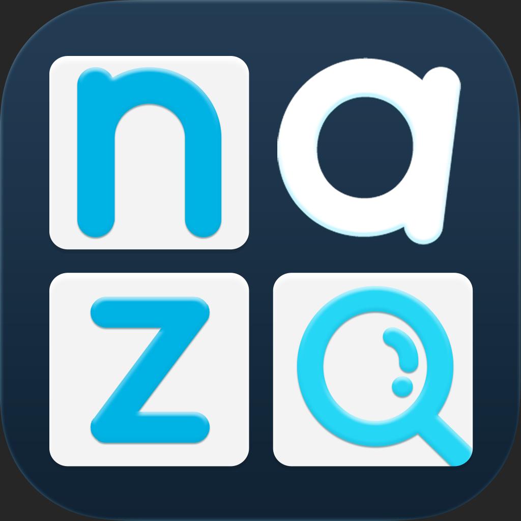 リアル謎解きアプリ nazotto
