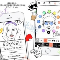 SNSで顔写真を使わない!おすすめの似顔絵アイコン作成アプリ5選☆