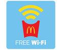 これは助かる!マクドナルドが6月20日から無料Wi-Fi導入へ