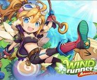 簡単操作でとっても爽快!王道ジャンプアクション『WIND runner adventure』が可愛くて楽しい♪