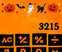 数字を打ちこむごとに画面が動く♪ 電卓計算が楽しくなるアプリが可愛い!