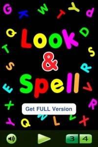 Look&Spell