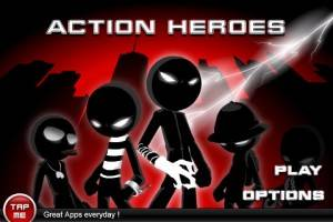 ACTION HEROES 5-IN-1