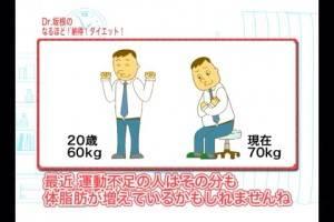 ドクター坂根のダイエット4