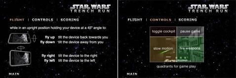 Star Wars: Trenchi Run