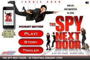 thespynextdoor