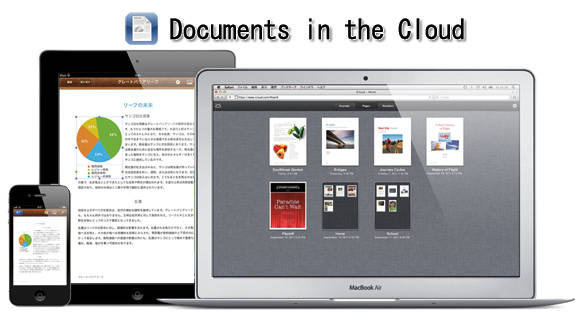 iclouddocuments in the cloud With icloud documents in the cloud