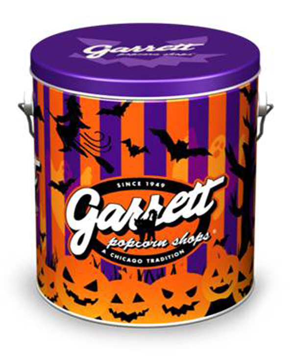 ハロウィン缶-1ガロンサイズ