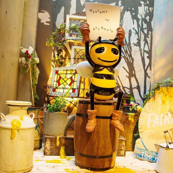 Shibuya Bee House