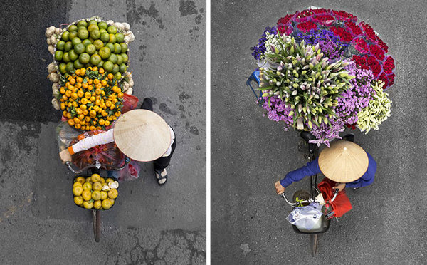 vendors from above