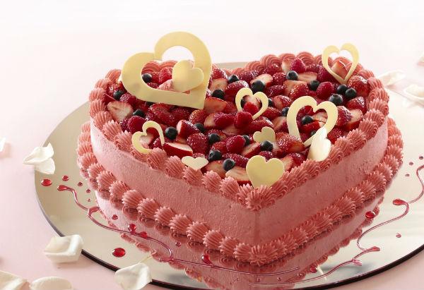 3月ストロベリーショートケーキ