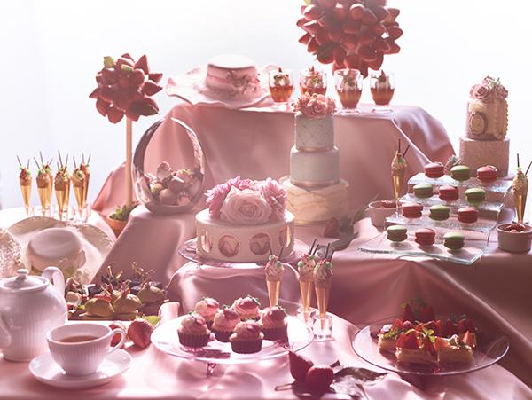 Conrad ichigo buffet (1)
