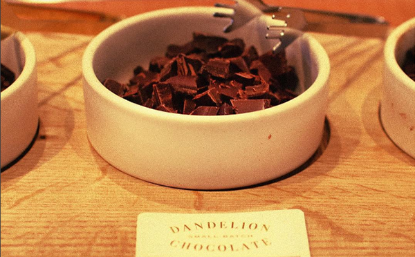 dandelion_chocolate_japan/Instagram