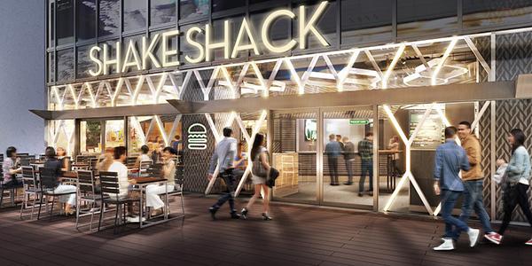Shake-Shack-新宿4号店パース1