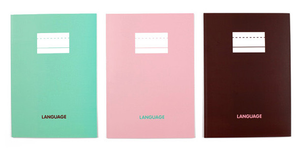 language-learning-notebook-set